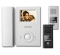 Комплекты видеодомофонов и вызывных панелей