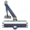 FE-B5W доводчик на дверь серебро